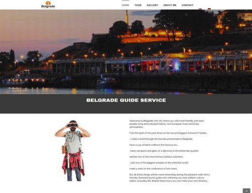 BELGRADE GUIDE SERVICE