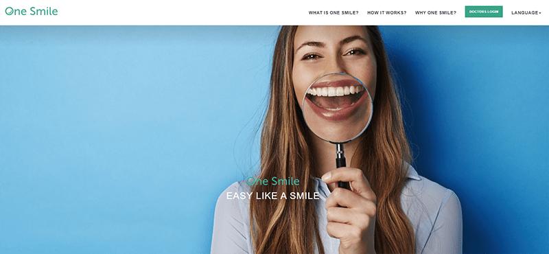 izrada sajta one smile